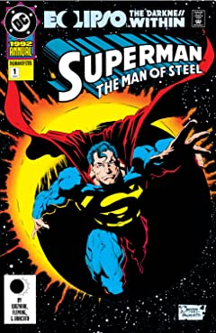 Superman: The Man of Steel (1991-2003) Annual No.1