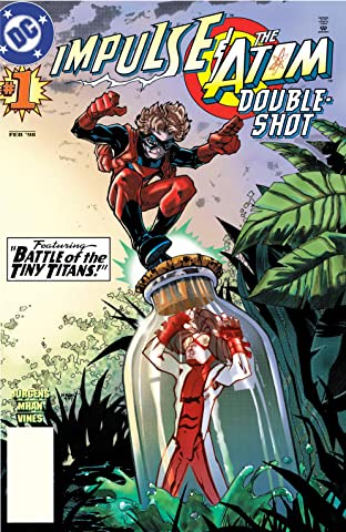 Impulse/Atom Double-Shot (1997) #1