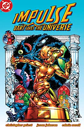 Impulse: Bart Saves the Universe (1999) #1