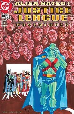 Justice League Adventures (2001-2004) No.10
