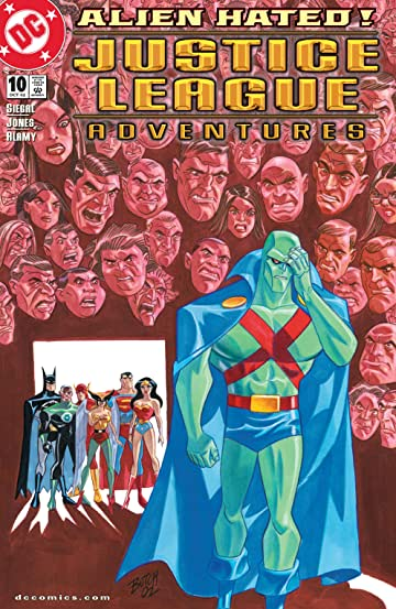 Justice League Adventures (2001-2004) #10