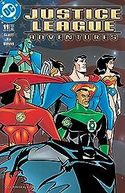 Justice League Adventures (2001-2004) #11