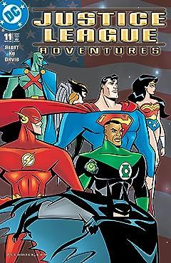 Justice League Adventures (2001-2004) No.11