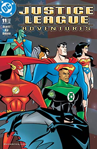 Justice League Adventures (2001-2004) #11