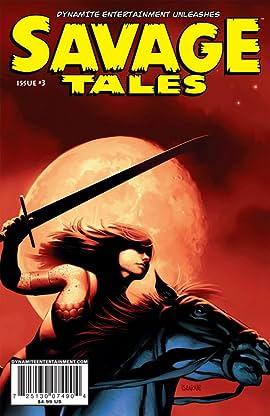 Savage Tales #3