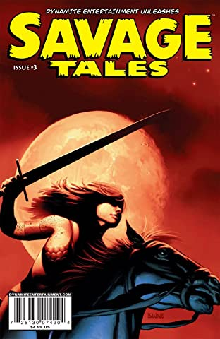 Savage Tales No.3