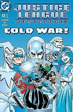 Justice League Adventures (2001-2004) No.12