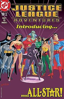 Justice League Adventures (2001-2004) No.13