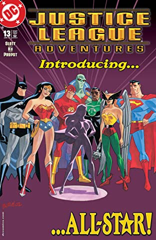 Justice League Adventures (2001-2004) #13
