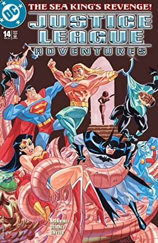 Justice League Adventures (2001-2004) #14