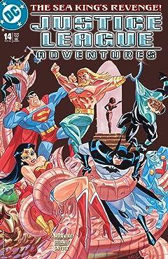 Justice League Adventures (2001-2004) No.14
