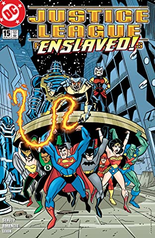 Justice League Adventures (2001-2004) #15