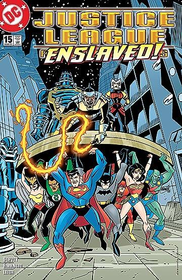 Justice League Adventures (2001-2004) #15