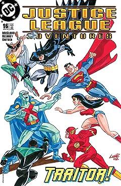 Justice League Adventures (2001-2004) No.16