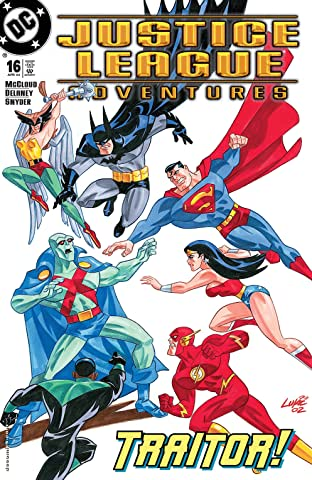 Justice League Adventures (2001-2004) #16