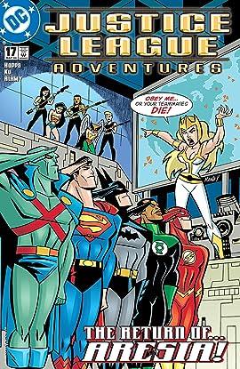 Justice League Adventures (2001-2004) No.17