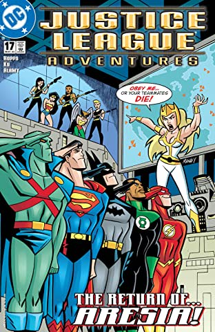 Justice League Adventures (2001-2004) #17