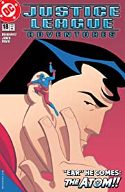 Justice League Adventures (2001-2004) #18