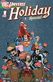 DCU Holiday Special 2008 #1