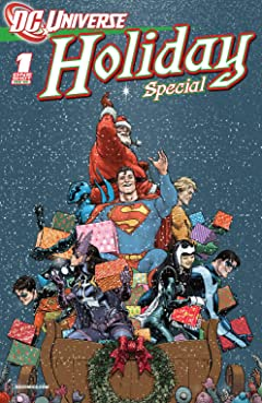 DCU Holiday Special 2008 No.1