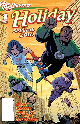 DCU Holiday Special 2010 No.1