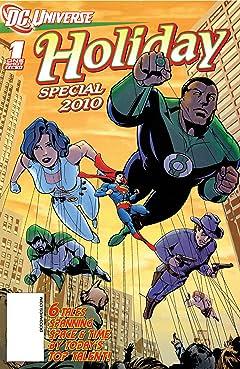 DCU Holiday Special 2010 No.1