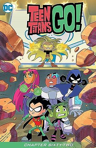 Teen Titans Go! (2013-) #62