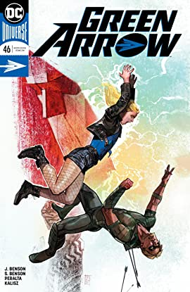 Green Arrow (2016-2019) #46