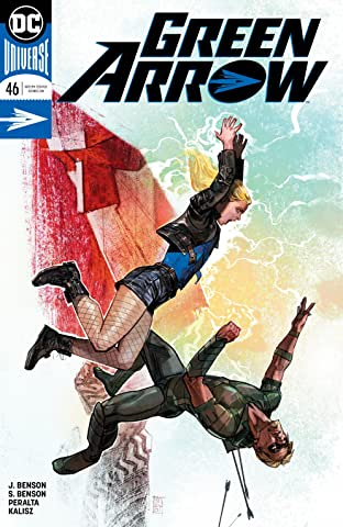 Green Arrow (2016-) #46