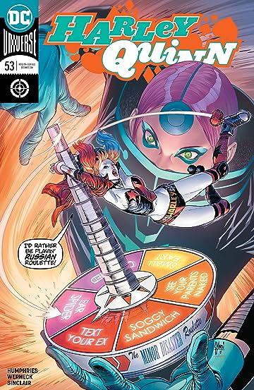 Harley Quinn (2016-) #53