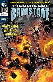 The Curse of Brimstone (2018-2019) #8