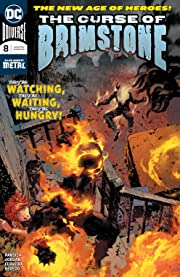 The Curse of Brimstone (2018-2019) #8
