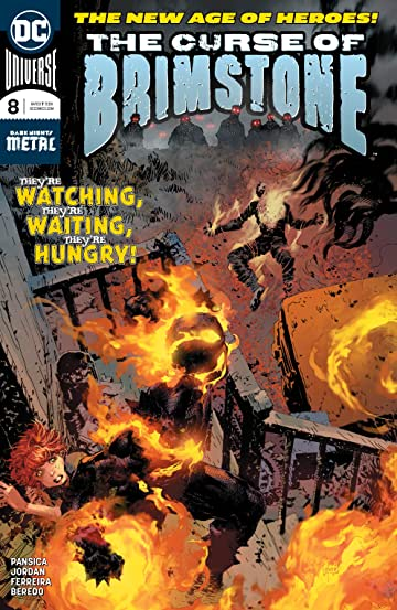 The Curse of Brimstone (2018-) #8
