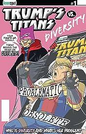 Trump's Titans vs. Diversity No.1