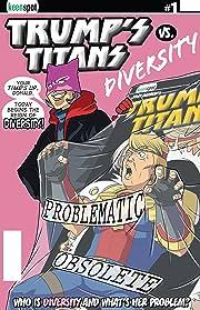 Trump's Titans vs. Diversity #1