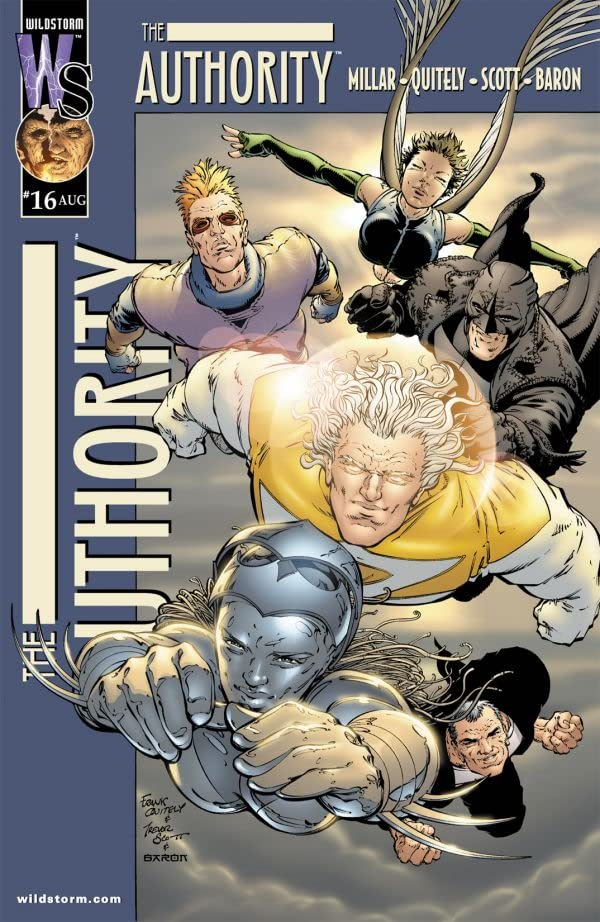 The Authority (1999-2002) #16