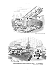 Mort Gerberg on the Scene: A 50-Year Cartoon Chronicle