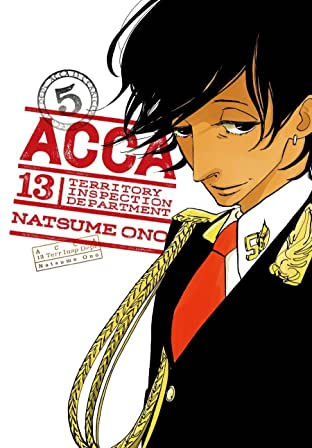 ACCA 13-Territory Inspection Department Tome 5
