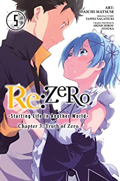 Re:ZERO -Starting Life in Another World Vol. 5: Chapter 3: Truth of Zero