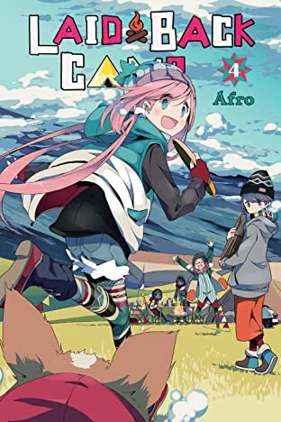 Laid-Back Camp Tome 4