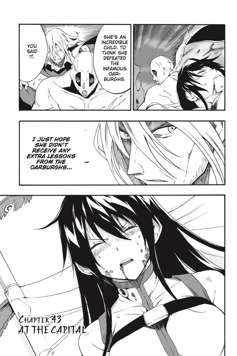 Akame ga KILL! ZERO Tome 8