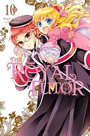The Royal Tutor Vol. 10