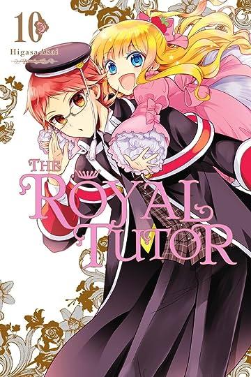The Royal Tutor Vol. 10