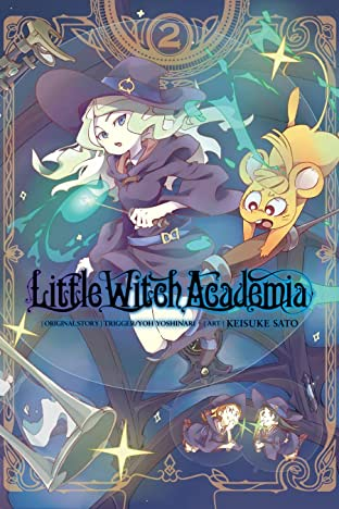 Little Witch Academia Tome 2