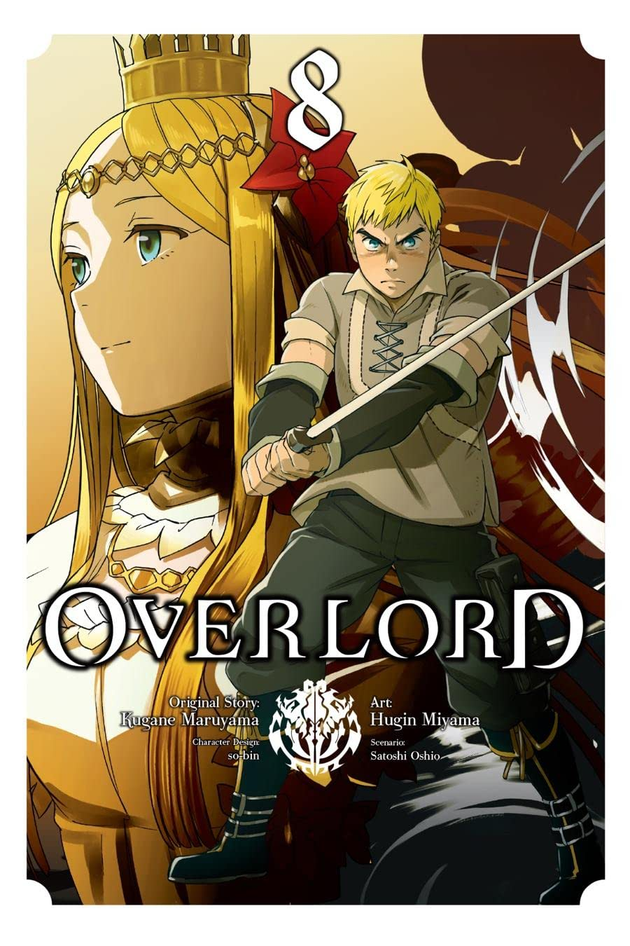 Overlord Vol. 8