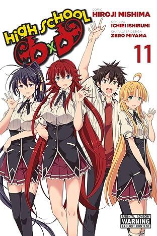 High School DxD Vol. 11