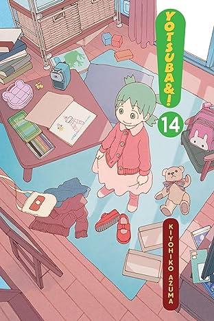 Yotsuba&! Tome 14
