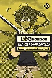 Log Horizon: The West Wind Brigade Vol. 10