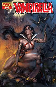 Vampirella (2011-2014) #2
