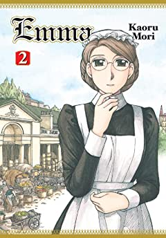 Emma Vol. 2